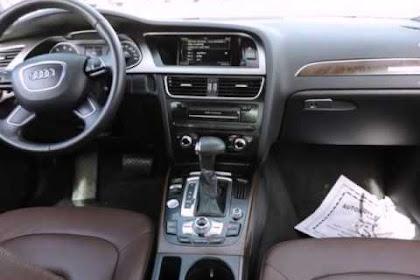2013 Audi A4 Premium Plus Sedan 4d