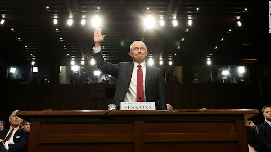 Jeff Sessions' explanation for firing Comey just doesn't make sense