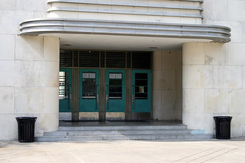mirabeau b. lamar senior high school entrance