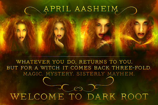 April Aasheim  | The Curse of Dark Root