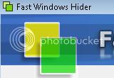 برنامج Fast Windows Hider