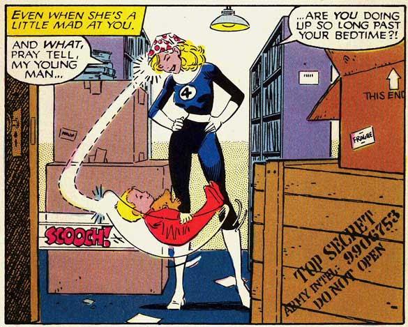 Fantastic Four/X-Men #1
