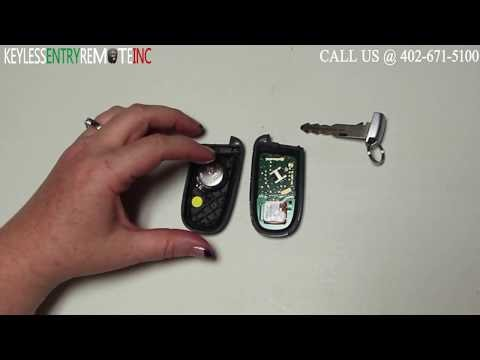 How To Replace A Dodge Journey Key Fob Battery 2011 2017 Br Key