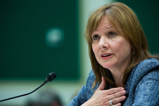General Motors CEO Mary Barra Defends Marketing Cars That Do Not Include Airbags