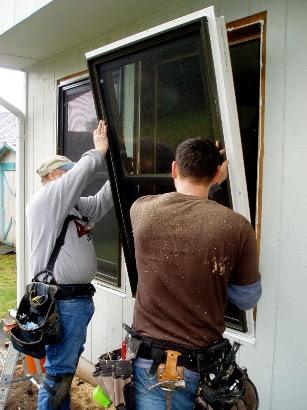 Replacing Home Windows