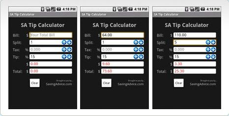 SA-Tip-Calculator