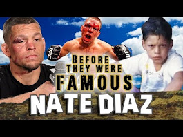 Nate Diaz - Before They Were Famous — MMA Maxim