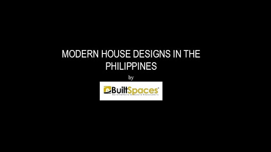 Modern House Designs in the Philippines