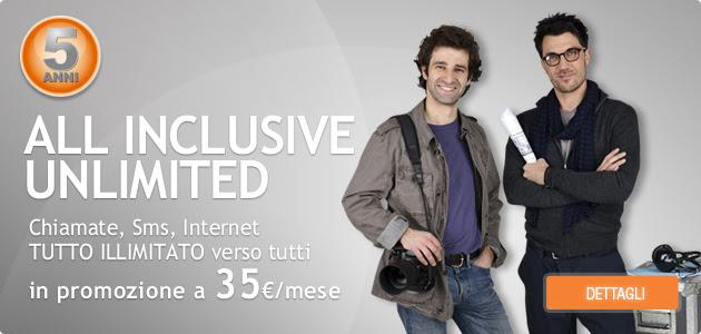 All Inclusive Unlimited