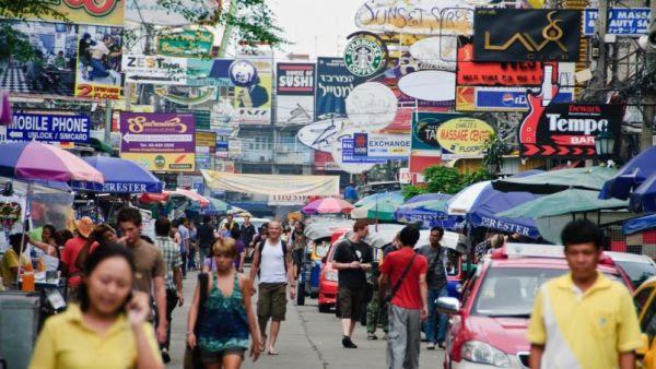 Bangkok, Thailand (Foto: traverati)