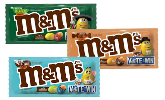 Third Flavor Vote campaign asks M&M'S fans to try international flavors