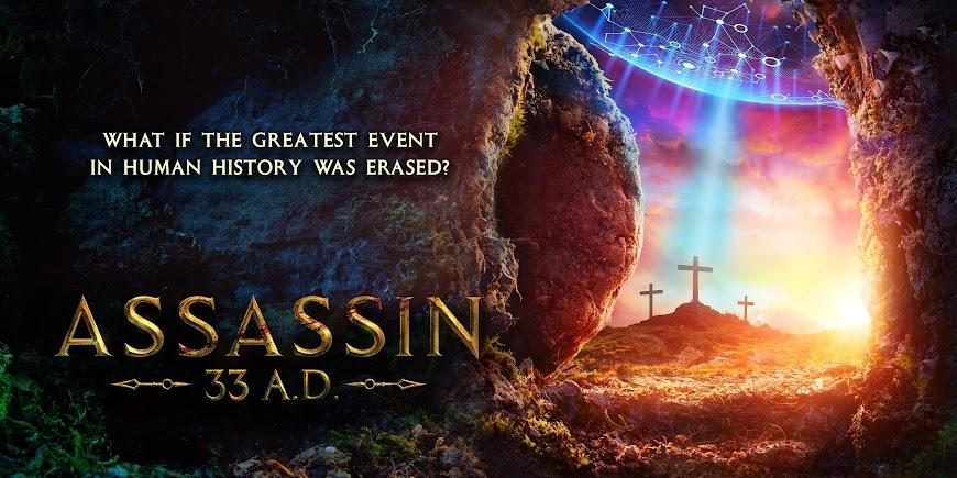 Assassin 33 A.D. (2020) English Full Movie Watch Online