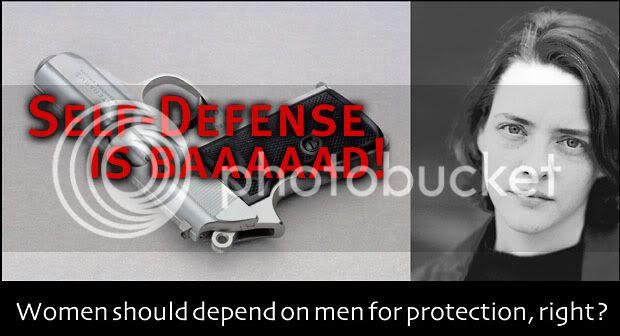 self defense is bad
