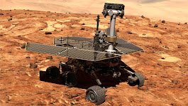 Today Was the NASA Opportunity Rover's 5,000th Martian Dawn