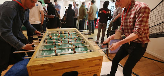What Is Your Company Culture Missing? It's Not a Ping Pong Table