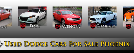 Used Dodge Cars For Sale Phoenix | In-Power Motors