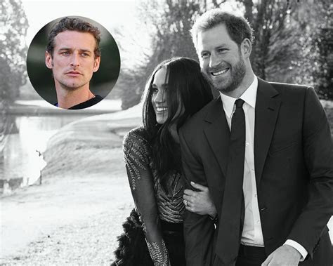 Meghan Markle Found Her Engagement Photographer in a