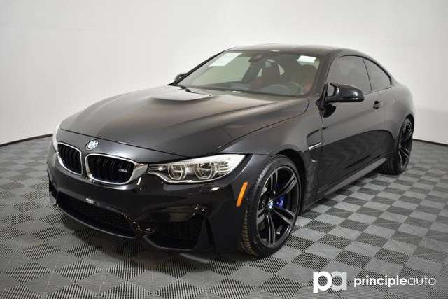 Certified Pre Owned 2016 Bmw M4 Coupe W Executivedriving Assist