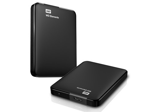 HDD 2TB Western Digital Elements