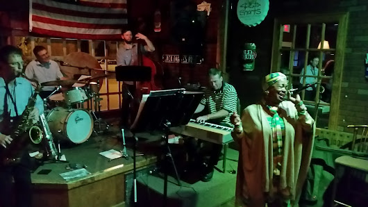 Village Life:  If it's Tuesday, that means jazz at Soggy Bottom Bar