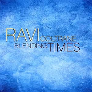 Ravi Coltrane - Blending Times  cover