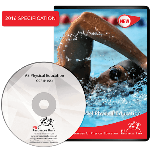 OCR AS Level Physical Education Resource Pack (2016 Specification)