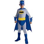 The Brave and the Bold Batman Boys Costume