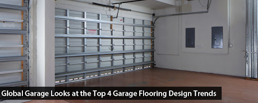 Global Garage Looks at the Top 4 Garage Flooring Design Trends | Global Garage Flooring