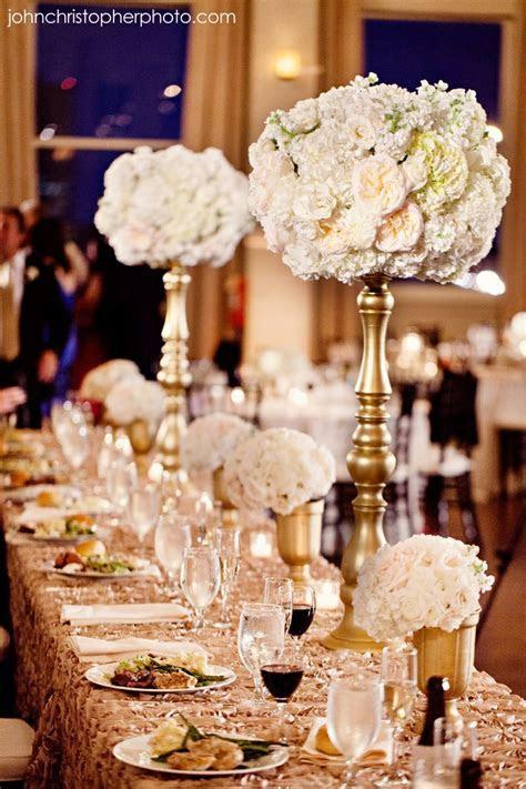 Ivory, Blush & Gold Wedding significanteventsoftexas.com