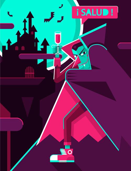 Vector-Vampire-Illustrator-CS-6-Tutorial
