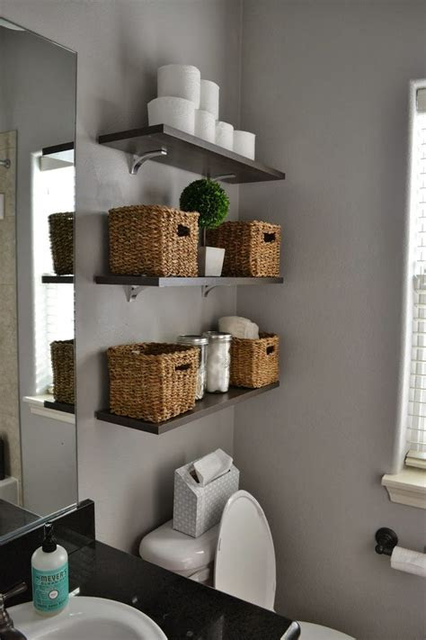 tips  bathroom storage ideas      lot