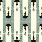 Birch Fabris - Charley Harper - Nurture Canvas - Brrrthday