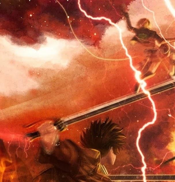 Get ready to defend shiganshina! Images Of Attack On Titan Season 4 Wallpaper