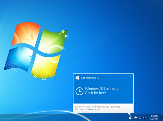 How to Reserve Your Free Windows 10 Upgrade | NDTV Gadgets