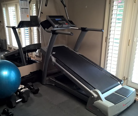 Spotlight workout: treadmill hill progression - HillRunner.com Blogs