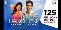 DANCE LIKE LYRICS - Harrdy Sandhu | B Praak, Jaani