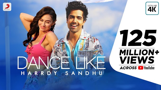 Dance Like Lyrics - Hardy Sandhu | Lauren Gottlieb | Jaani