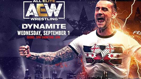 Watch AEW Dynamite Live 9/1/21 September 1st 2021 Online Full Show Free