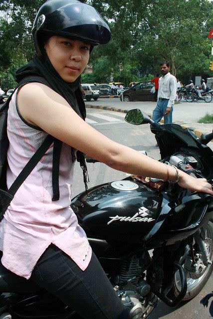 Delhi Girl