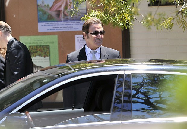 Frank Stallone, irmão de Sylvester (Foto: Getty Images)