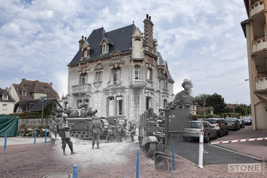 Invisible Works  » Ghosts of D-Day