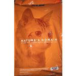 Nature's Domain Dry Cat Food - 18 lb bag