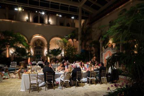 Jon   Melissa's Wedding   Vizcaya Museum and Gardens