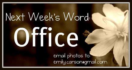 Next week, Office