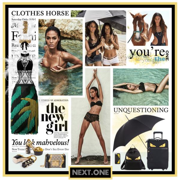 Joan Smalls :: Smart & Sexy Swimwear