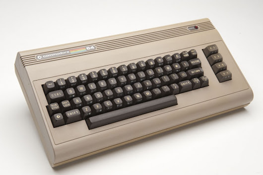 Secret colours of the Commodore 64