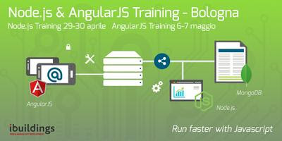 Node.js ed AngularJS Training- Eventbrite