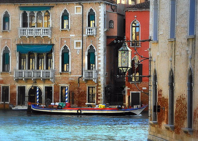 Venice. A Sophisticated Lady