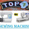 7 Best Sewing Machine Reviews for 2015/2016 + Comparison