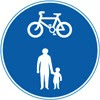 Pedestrian and Cycle Route